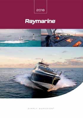 Catálogo Raymarine 2018