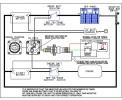 80-701-0018-00 Paralelo de emergencia 701-MDVS con sensor de voltaje. Esquema de instalación