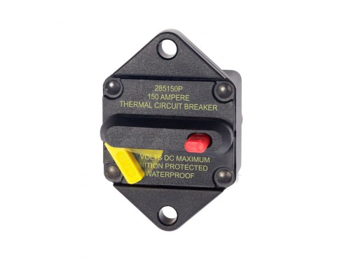 Circuito Serie : Interruptor de circuito serie 285 superficie 150a