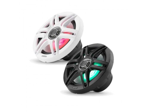 """92611 - CMS-651-RGB-S, Altavoces 6.5"""" coaxiales con rejillas deportivas y luz RGB"""