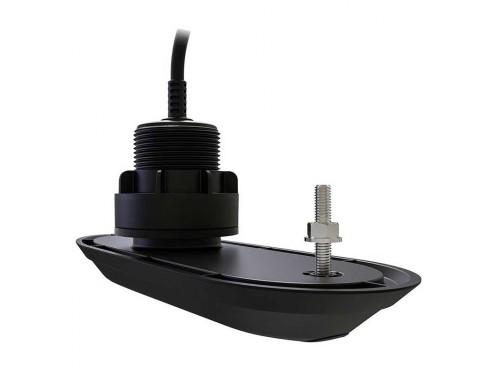 RV-320S, transductor RealVision 3D pasacascos plástico, 20º, estribor