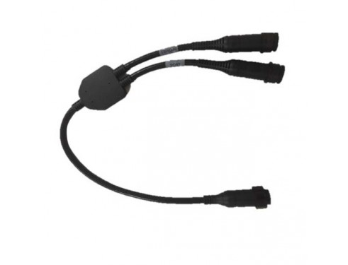 Cable en 'Y' para transductores RealVision 3D. 30 centímetros