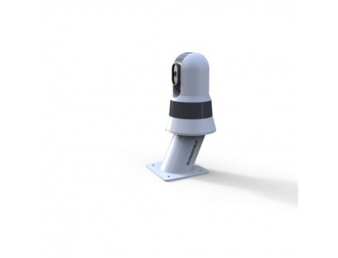 Soporte de montaje para cámaras termográficas, motoras, 150mm