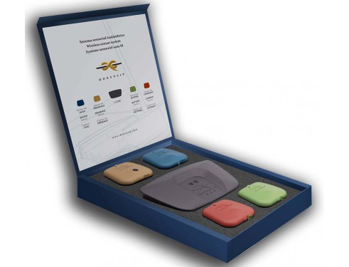DK DUMMY PACK Pack productos Dokensip de muestra.