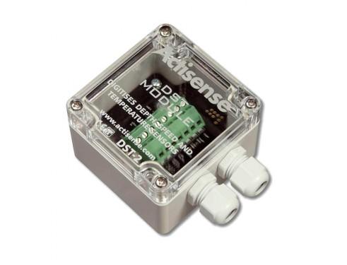 DST-2-170 Módulo procesamiento datos NMEA. Procesa información de velocidad, profundidad y temperatura