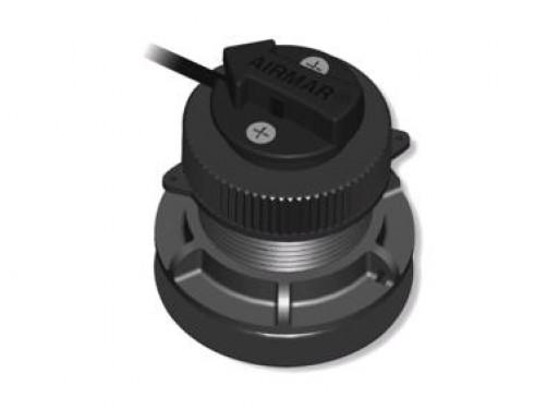 E26008 Transductor ST300/P371. Fabricado en plástico, de instalación pasacascos, proporciona datos de velocidad y temperatura