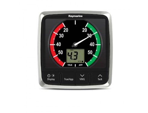 E70062 i60 - Display de ángulo de ceñida, analógico. Muestra el ángulo de viento entre 20º y 60º.