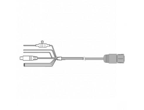 R62379 Cable de alimentacion, NMEA0183 y video in 1,5m para AXIOM Pro, AXIOM XL, a9, a12, c9, c12, e7, e9, e12, e165, eS9, eS12 y gS