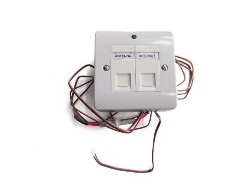 HubbaX - Caja de control estándar