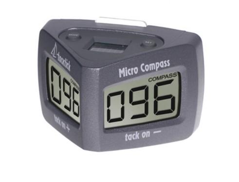 T060 Micro Compass para barcos de vela da una gran ventaja durante la regata. Es ligero, fácil de leer, fiable y preciso.
