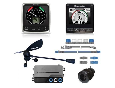 T70331 Pack de sistema i70s + i60. Compuesto de instrumentos, transductores y kit conexión. Vista frontal
