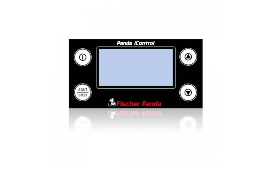 Panel de control remoto iControl 2, negro