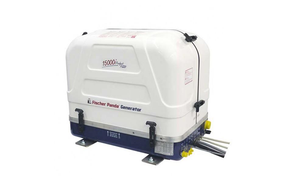0000188 - Generador Panda 15000i PMS - hasta 12kW - 400V - Velocidad variable