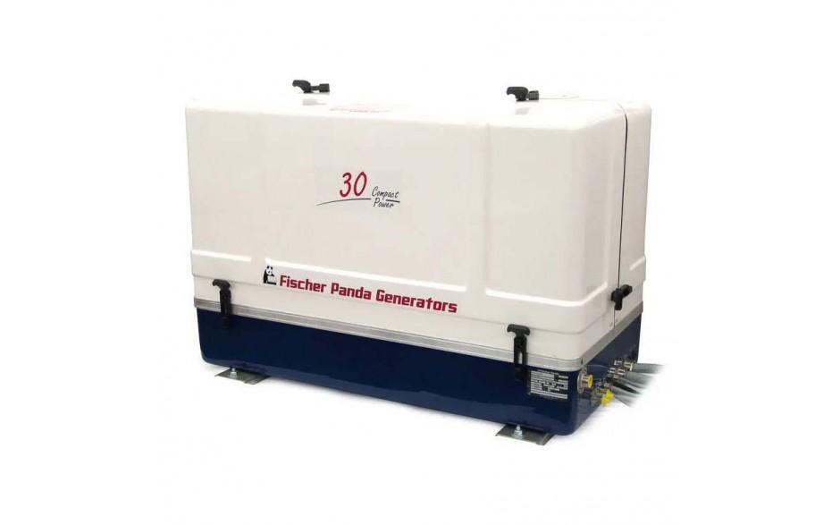 0027321-0027322 - Generador Panda 30x PMS - 25,5kW - 230V - Velocidad fija