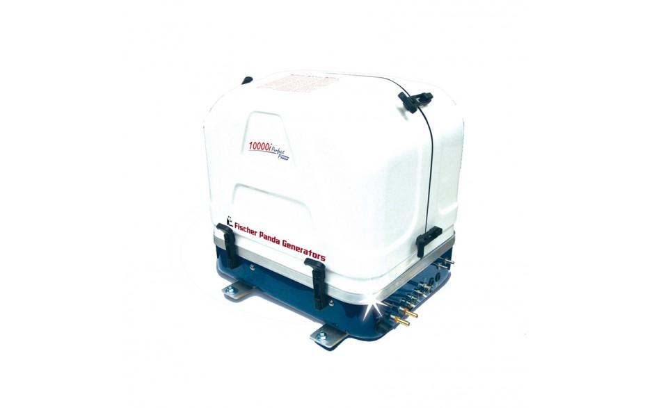 03.05.01.012P Generador Panda 10000i PMS - Hasta 8 kW. ncorporan tecnología de velocidad variable según la carga y doble sistema de refrigeración además de la tecnología exclusiva VCS para el control de tensión de salida