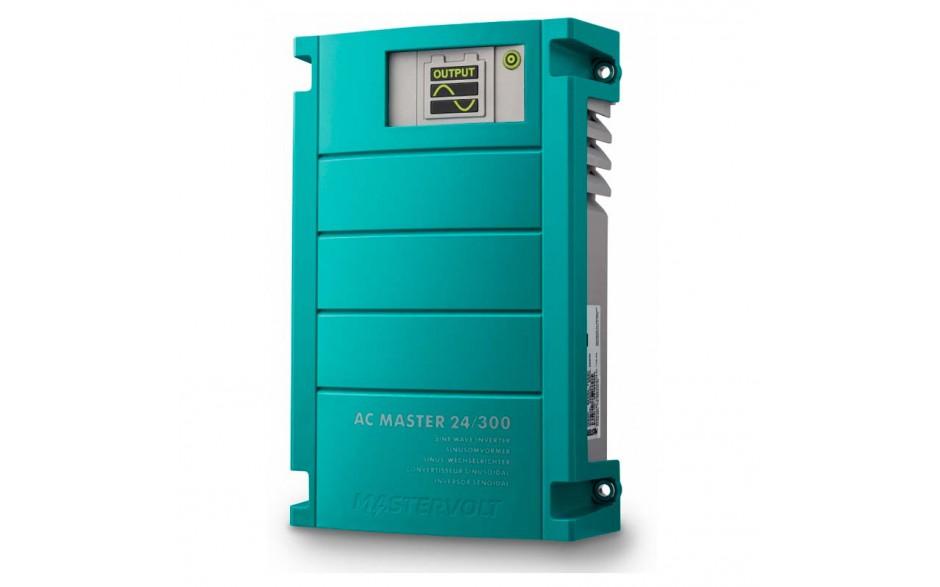 28020302 Convertidor de onda senoidal pura AC Master 24 VDC de Mastervolt. Salida 300 w - enchufe universal