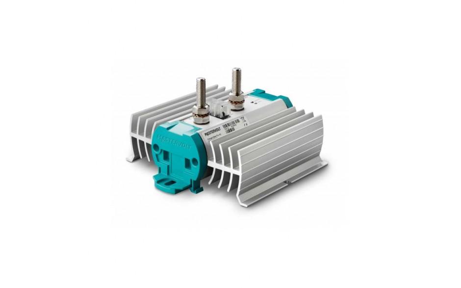 83304002 Separador de carga Charge Mate Pro 40. Conecta las baterías principal y secundarias durante la carga y las mantiene aisladas durante la descarga.