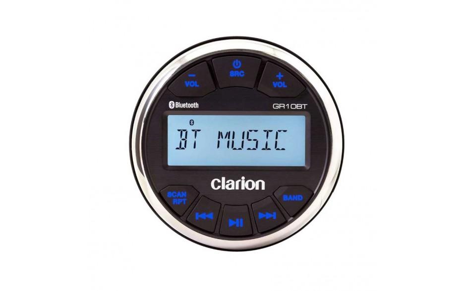 92710 - GR10BT, Receptor digital multimedia con Bluetooth, redondo