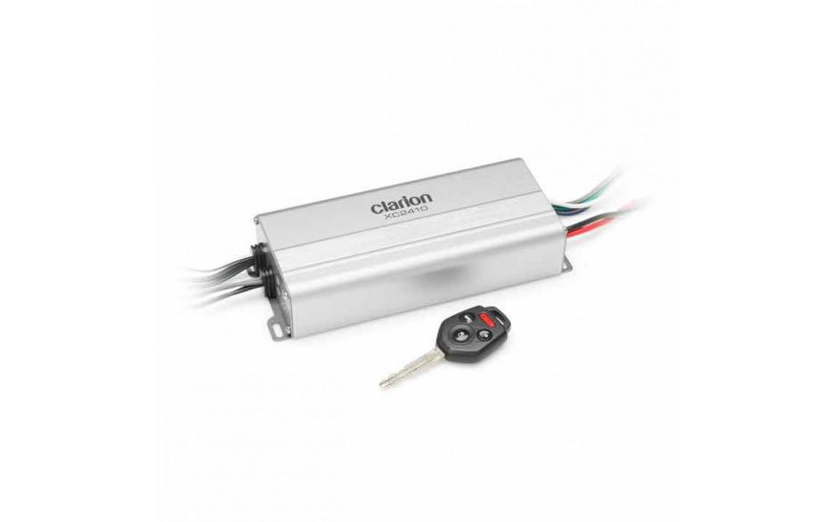 92760 - XC2410, Amplificador Clase D de 4 canales, 200W