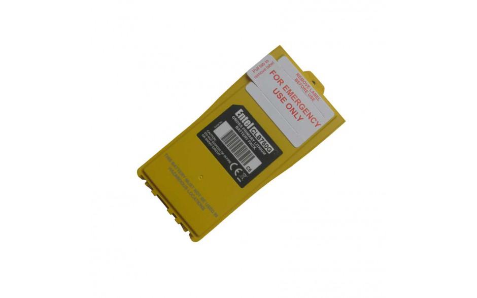 Batería de emergencia para radio GMDSS
