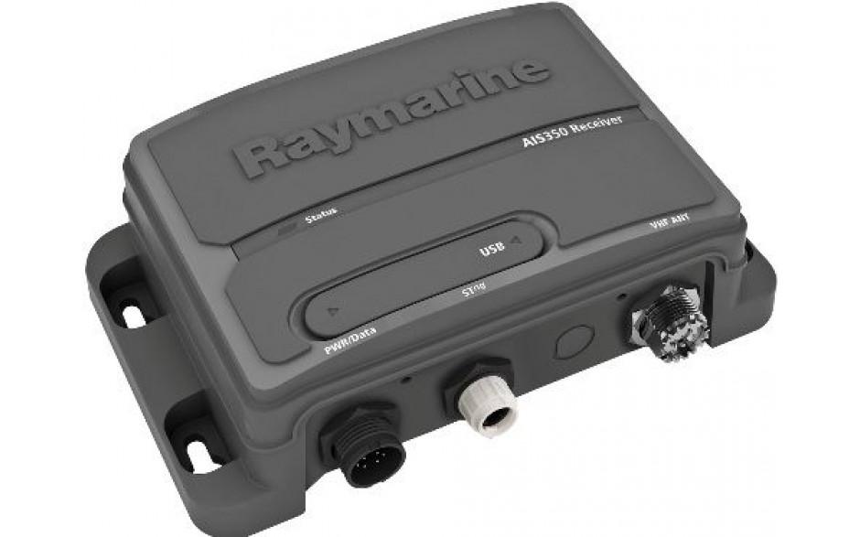 E32157 Receptor AIS clase B de 2 canales. Concebido para una integración total con los displays multifunción de Raymarine y ofrece diversas opciones de conexión, como SeaTalk
