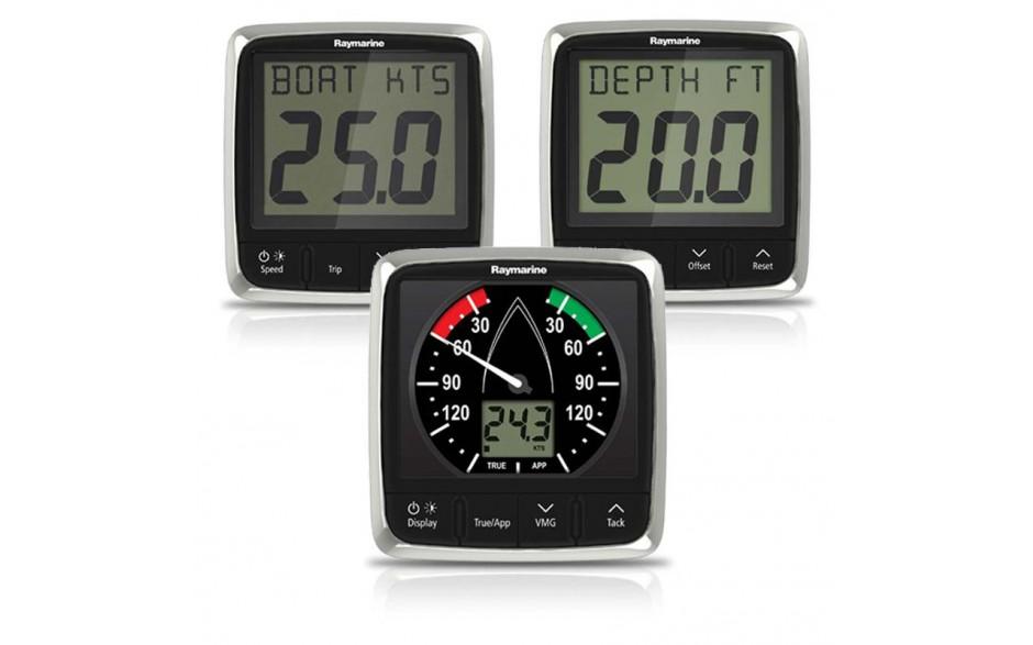 E70153 Pack i50 corredera,i50 profundimetro e i60 viento completos. Pack de 3 displays