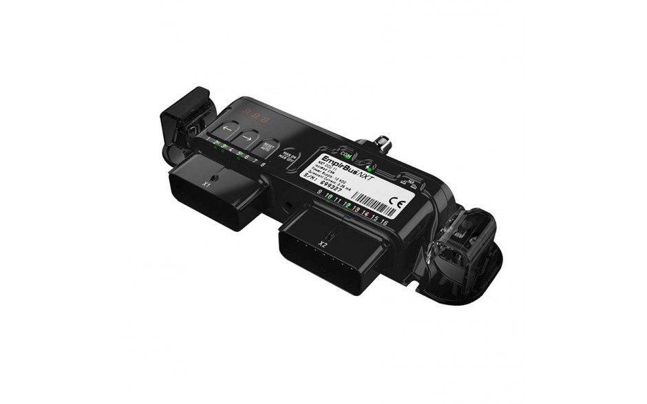 CCM-016, Módulo de Control de Circuito, 16 entradas/salidas, 12V