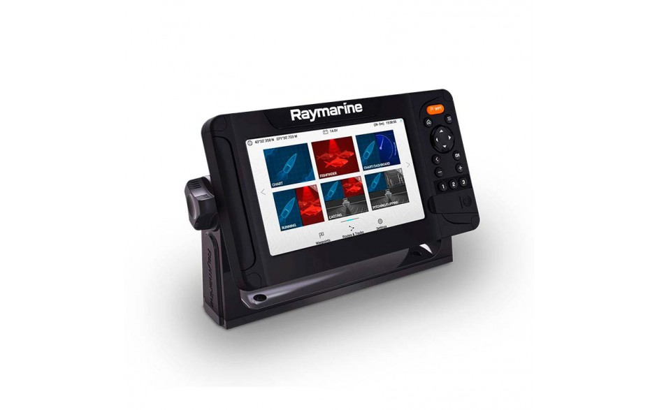 "E70531-00-202 - Element 7S - GPS/plotter y sonda  7"", Wifi, Carta Navionics+ Small descargable"