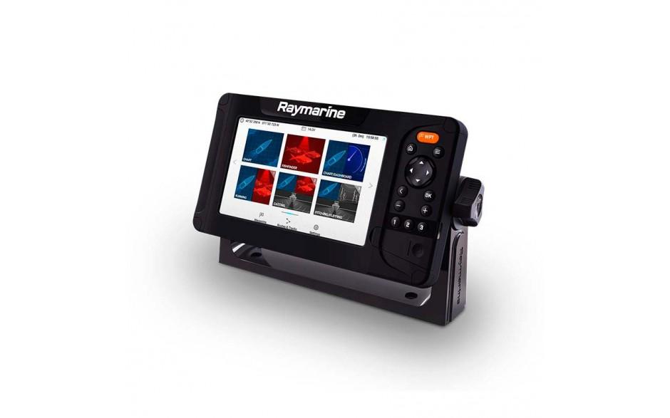 "E70531 Element 7S - GPS y CHIRP, 7"", WiFi, sin carta"