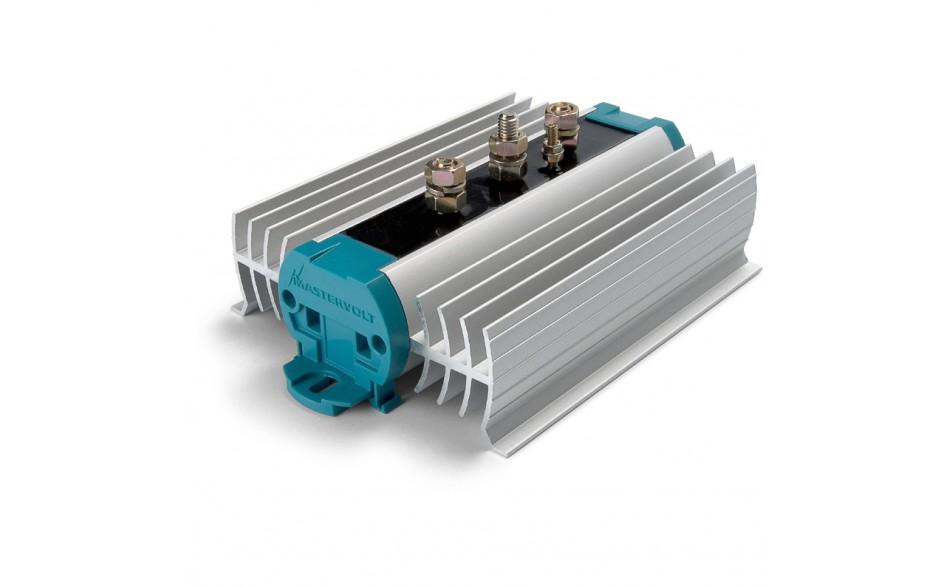 83012031 Separador de carga BI 1203-S. Aislador de baterías que reparte la carga de corriente con una mínima pérdida de energía.