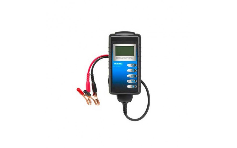 MDX-645P, Analizador de baterías con impresora integrada