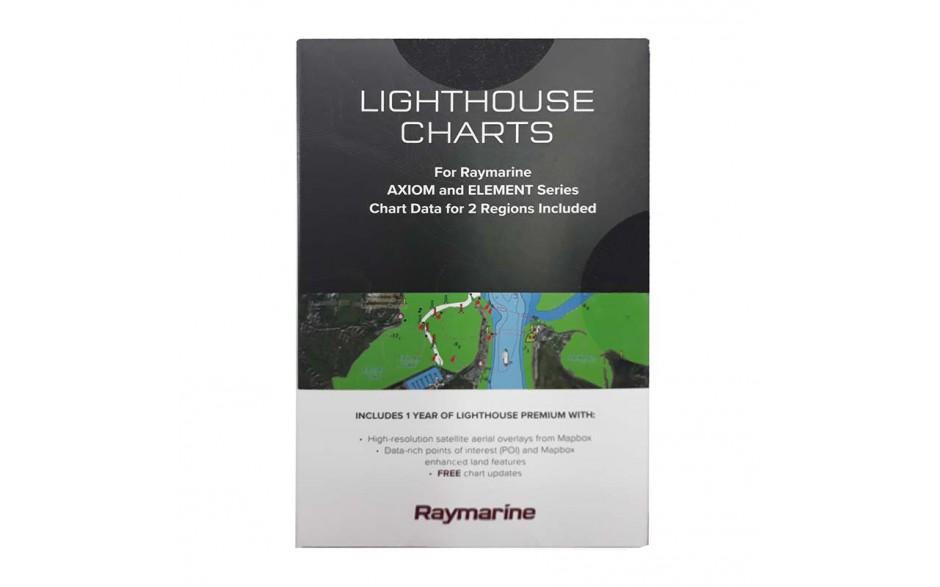 R70795 - Cartografía LightHouse, zona descargable por país, mSD 32Gb