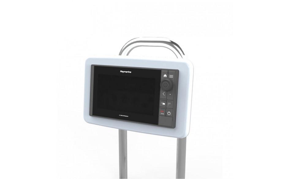 """SPH-9-W SPH-9-W Soporte para bitácora en blanco, para displays de 9"""""""