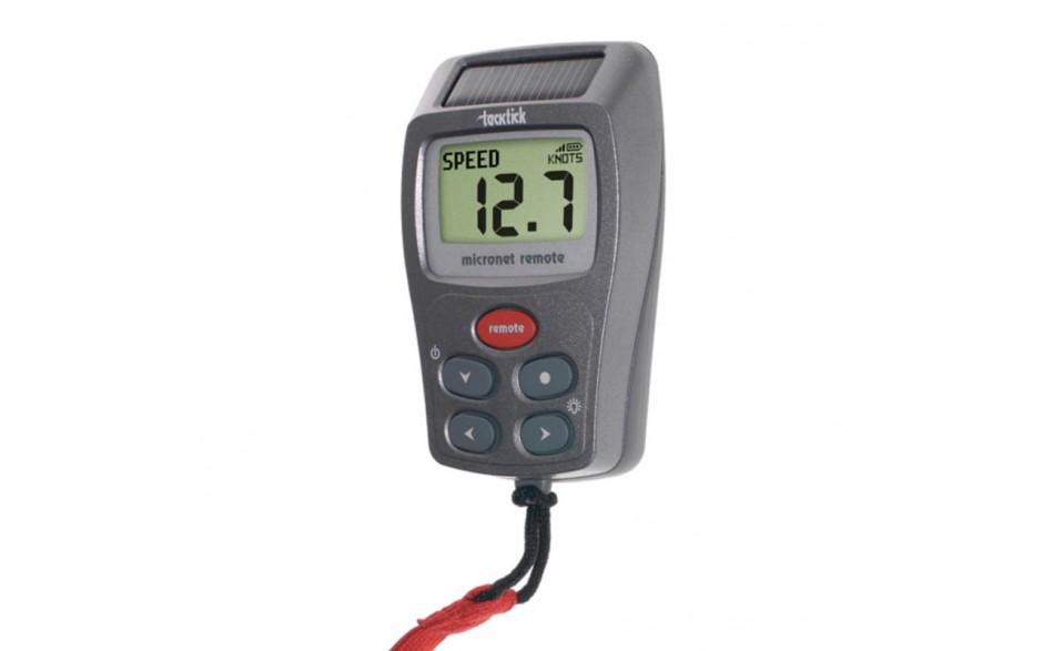 T113-868 Tacktick T113 - Display Multifunción Remoto. Controla, configura y repite todos los datos que necesite para mejorar el rendimiento