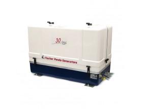 Generador Fischer Panda 30x IC PMS - Hasta 27 kW - Motor Kubota V1505T IC