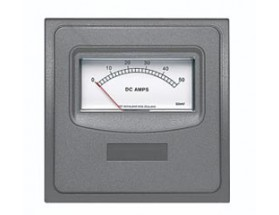 Amperímetro C1000 de 0 a 50A + shunt