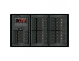 Panel 12VCC Serie 360 con 19 posiciones