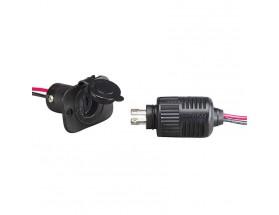 Pack de receptáculo y conector ConnectPro de 2 cables