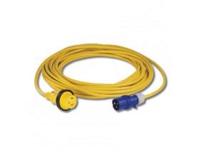 Cable de alimentación con bloqueo - 15 metros, 16A 230V