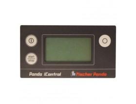 Panel de control iControl 1 con ATMEGA328 (THT), negro