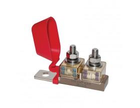2151-BSS - Caja portafusibles MRBF, doble, 30 a 300A