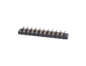 Bloque terminal 20A, 10 circuitos