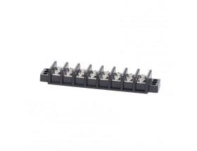 Bloque terminal 30A, 8 circuitos