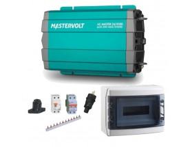 28022000_DIF Pack de Inversor AC Master 24/2000 y diferencial
