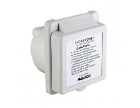 Entrada estándar estanca 16A/230V Easy Lock en poliéster