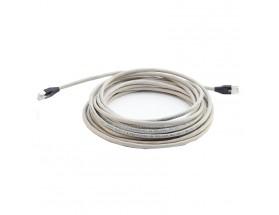 Cable ethernet con doble apantallamiento, 30 metros