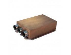 Separador agua con aislamiento acústico mejorado 40-25-40mm