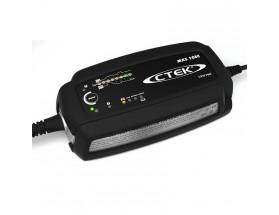 40-095 Cargador de baterías MXS 10 EC automático de 8 etapas, idóneo para uso en el taller, tanto para turismos como para otras aplicaciones como barcos y vehículos de recreo.