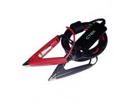 40-465 - Cable de carga con pinzas para cargador CS FREE