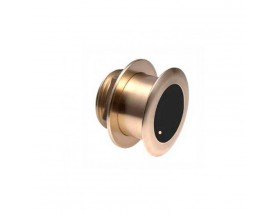 B175M , Transductor prof/temp Chirp pasacascos bronce 20º, 1KW 85-135kHz M&M